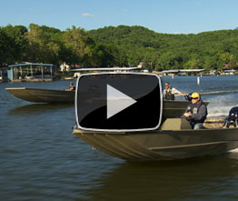 Frontier Series: Video Boat Review