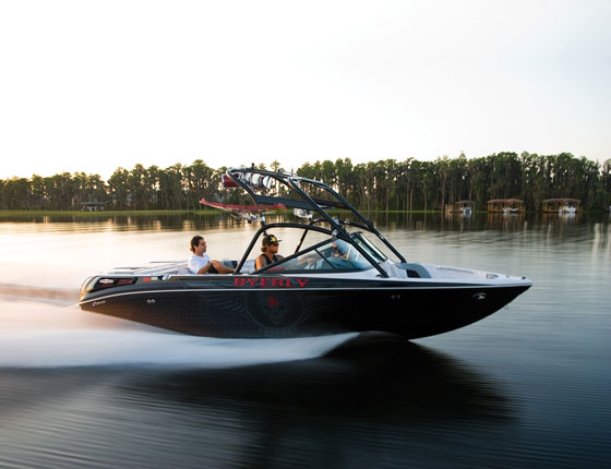 Nautique Super Air 210 Byerly Icon Edition: Premium Tow Boat