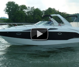 Bayliner 335 Cruiser: Video Boat Review
