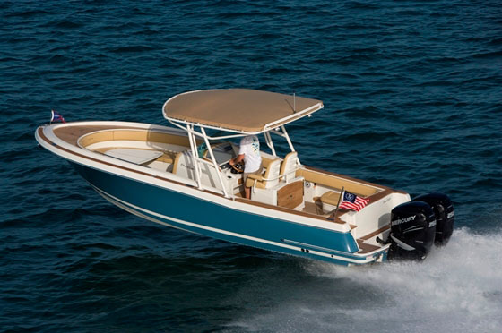 Chris Craft 29 Suntender