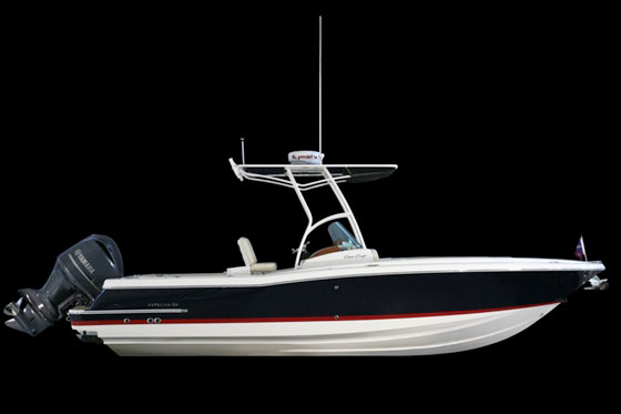Chris Craft Catalina 26 profile