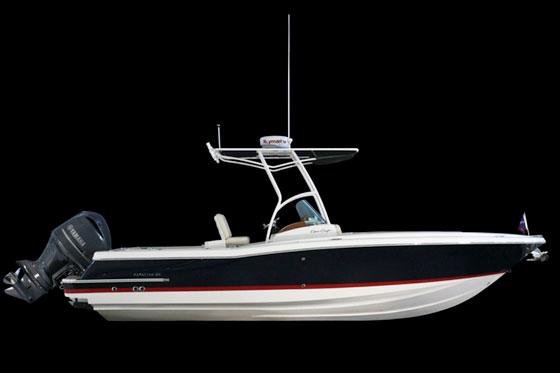Chris-Craft Catalina 26: Classy Casting - boats com