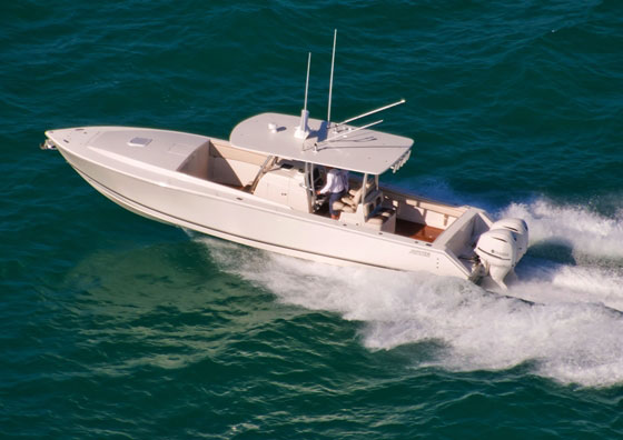 Jupiter 38 Cuddy: Fish in Style, Overnight in Comfort