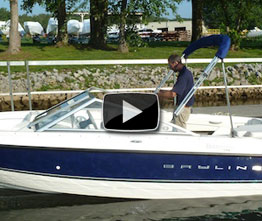 Bayliner Discovery 195: Video Boat Review