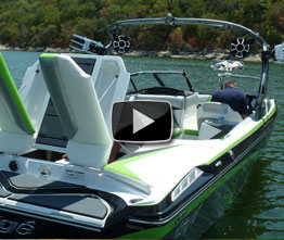 Tigé RZ Series: Video Boat Review