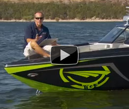 Tigé Z3: Video Boat Review