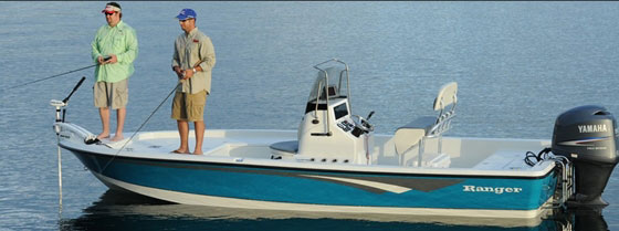 Ranger 220 Bahia: Sweetwater One Day, Saltwater the Next