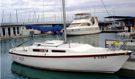 Macgregor 25 Used Boat Review Boats Com
