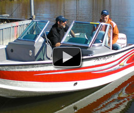 Smoker Craft 162 Pro Angler XL: Video Boat Review