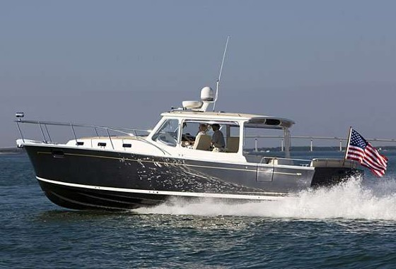 MJM Yachts 40Z: Not Your Typical Downeast