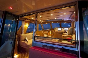 Sabre yachts 48 salon express