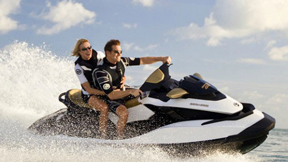 Sea-Doo GTX S 155: Comfort Boost