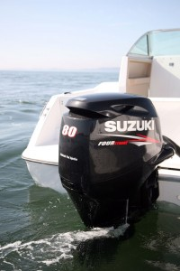 four stroke suzuki outboard engine