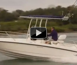2012 Boston Whaler 230 Dauntless: Video Boat Review