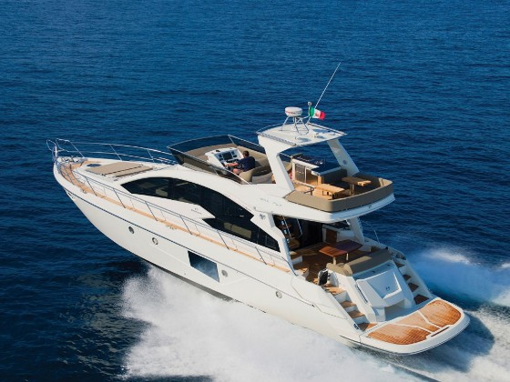 Cranchi Fifty 8 Fly: Euro-styling Meets Volvo-Penta IPS