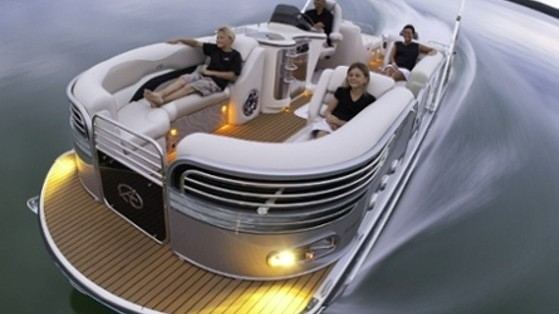 Avalon ambassador 27 pontoon