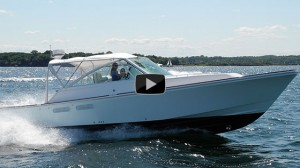 Hunt Harrier 36 Shaft Drive: Video Boat Review