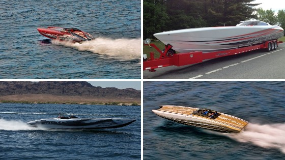 fast speed boats
