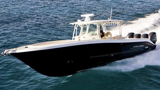 Hydra-Sports 4200 SF: Maximum Power - boats.com