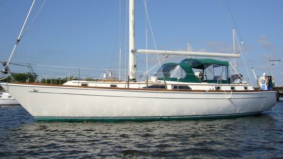 Classic Plastic: 10 Affordable Used Sailboats for Cruising - boats com