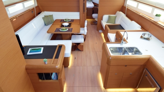 Jeanneau Sun Odyssey 509: Powerful and Dynamic - boats.com