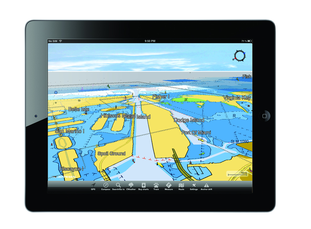 Get a cool perspective on navigation, with C-Map's Plan2Nav.