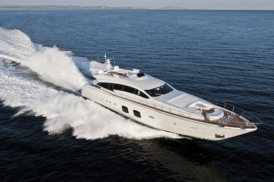 Ferretti Shows off Five New Models in Fort Lauderdale