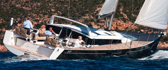 Beneteau Sense 55: A High Degree of Transparency