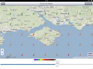 The best weather app for your smartphone boats marine weather apps for your smartphone gumiabroncs Choice Image