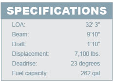 Scout 32 LXF specifications