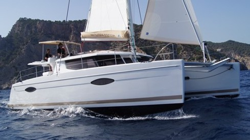 Helia 44: A New Design from Fountaine Pajot