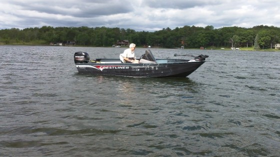 Top 10 fishing boats of 2012 can all be called best for Best river fishing boat
