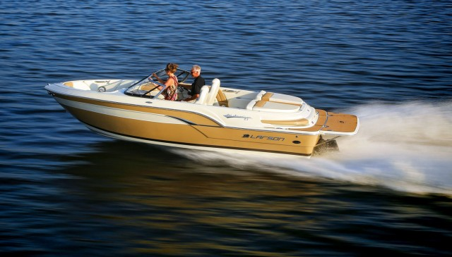 all american from larson boats