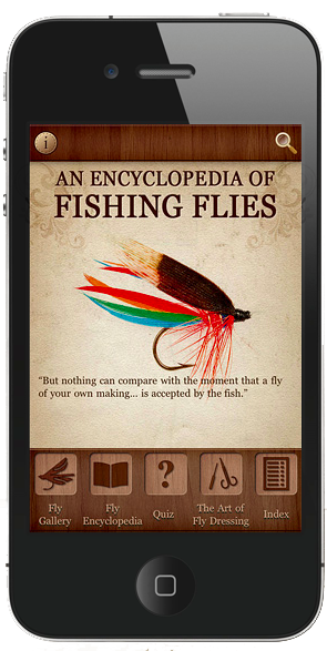 fly fishing app