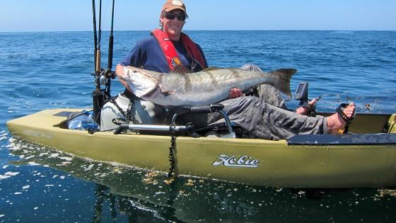 Hobie Fishing Kayak