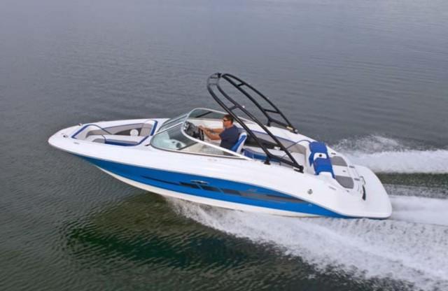 Sea Ray 21 Jet Bowrider Of The Future Boats Com