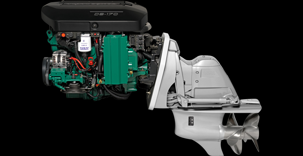 Stern Drive Engines - boats com
