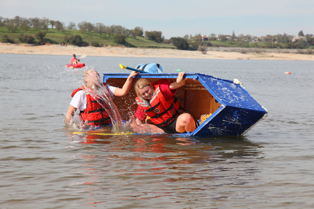10 Homemade Boats That Will Rock Your World Boats Com