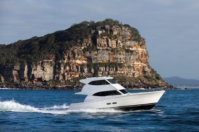 Maritimo M50: Aussie Attitude in an Enclosed Flybridge