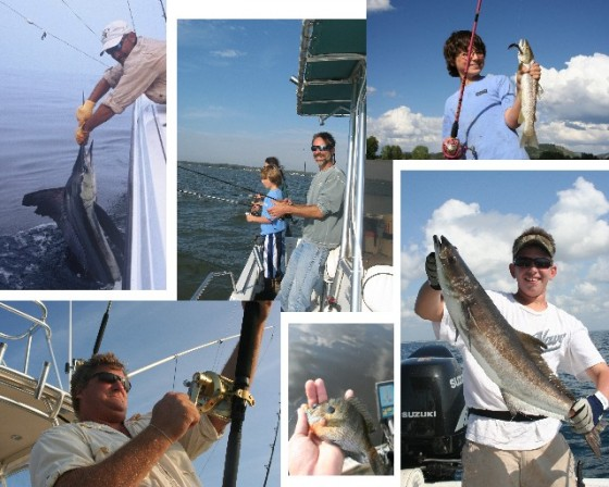 10 top skills for fishermen