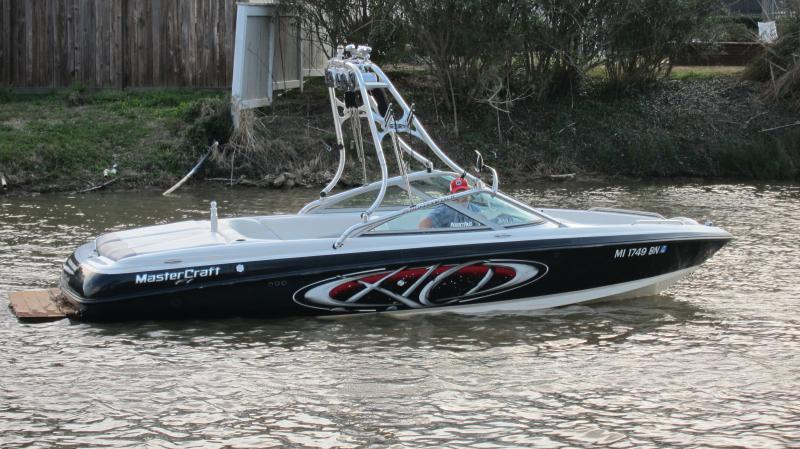 Mastercraft X-10 Tow Boat: Fast Video Tour