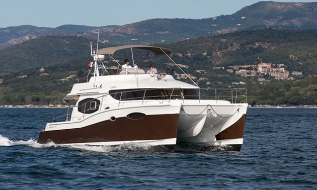 The Fountaine Pajot Summerland 40.