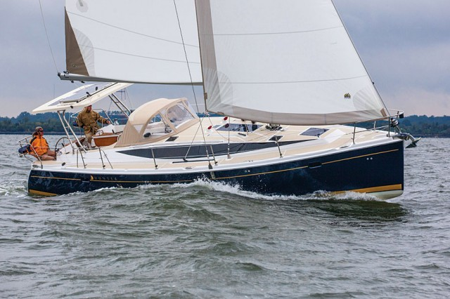 Marlow-Hunter 40: New Life for a Classic Name in Sailboats