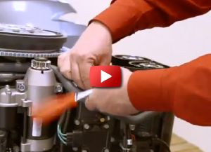 How to Change Engine Oil on a 4-Stroke Outboard Engine