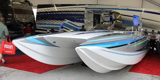 Fast Company Catamaran Or V Bottom Boats Com