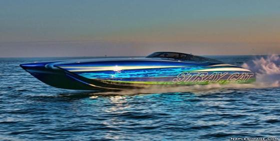 Power Cat Boat Names