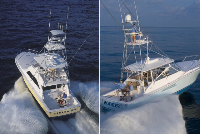 Convertible vs. Express: Which is Best for Bluewater Fishing?