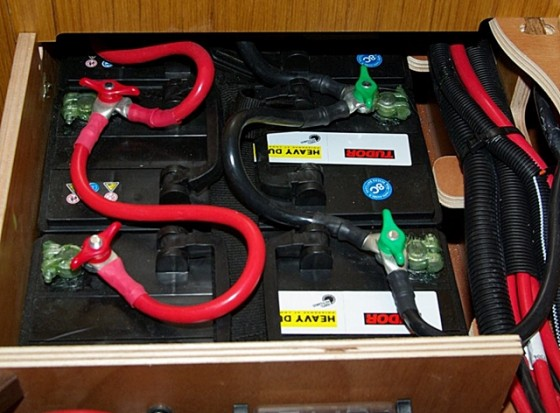 No Grease On Marine Battery Terminals Boats Com