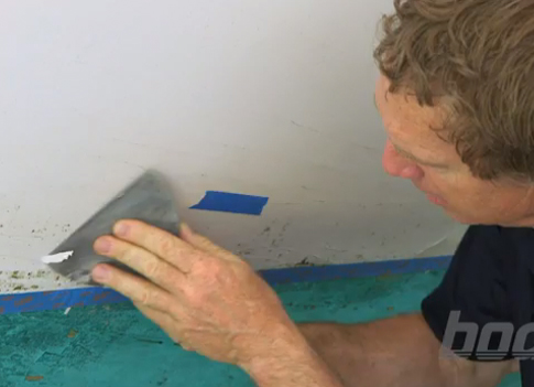 How To Prep a Boat for Painting
