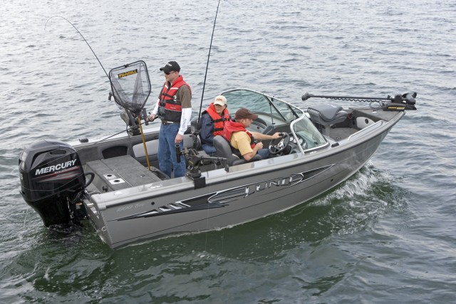 Lund Tyee 1800: Big Water Specialist